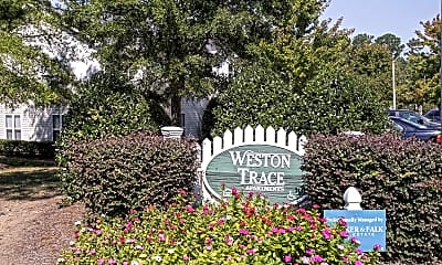 Community Signage, Weston Trace, 2