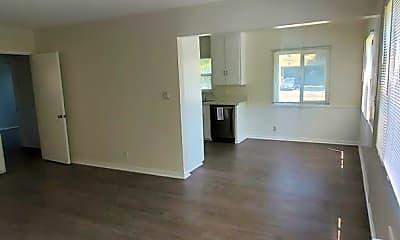 Living Room, 6731 Whitsett Avenue, 2