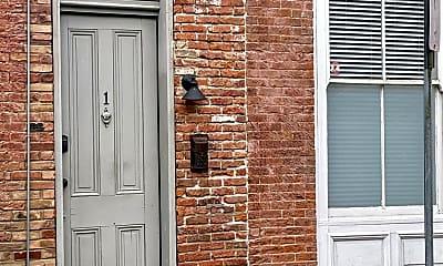 Building, 1667 Hamer St 1, 0