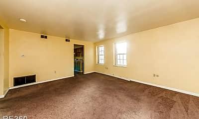 Living Room, 601 E Warrington Ave, 1