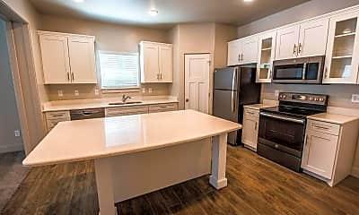 Kitchen, Greyhawk Townhomes, 0