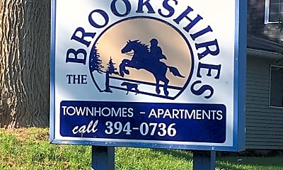 Brookshires Townhomes, 1