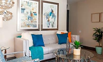 Flintridge Apartments, 1