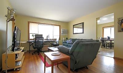 Living Room, 5906 Washburn Ave S, 1