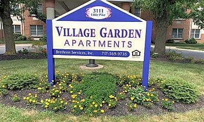 Village Garden, 1