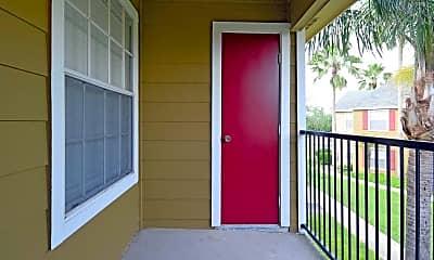Patio / Deck, Cornerstone Apartments, 2