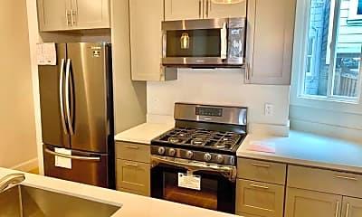 Kitchen, 855 Haight St, 1