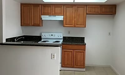 Kitchen, 1330 French St, 1