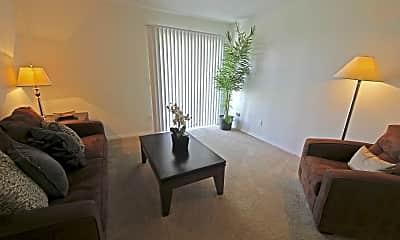 Living Room, The Cove at NOLA, 1