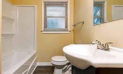 Bathroom, 9103 Hammett Ave A, 2