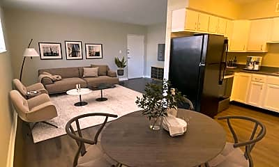 Dining Room, 4554 Winthrop Ave, 1