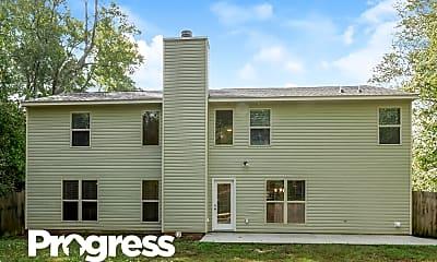 Building, 2618 Yorkwood Road, 2
