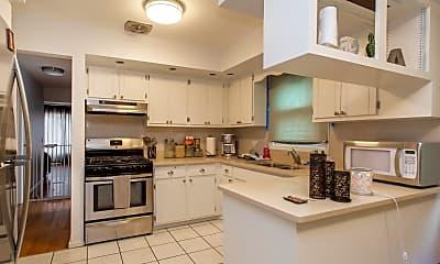 Kitchen, 9713 River St, 1