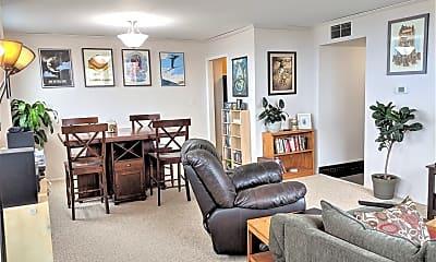 Living Room, 1707 N Prospect Ave, 0