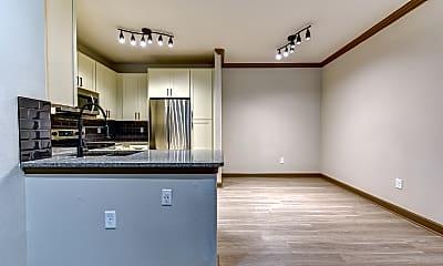 Kitchen, Cortland Med Center, 2