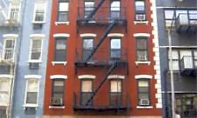 Building, 418 E 74th St, 2