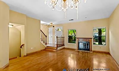 Living Room, 990 La Mesa Terrace, Unit F, 0