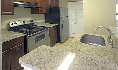 Kitchen, Walden Court, 1