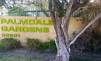 Palmdale Senior Gardens, 1
