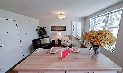 Living Room, 836-846 Park Avenue, 0