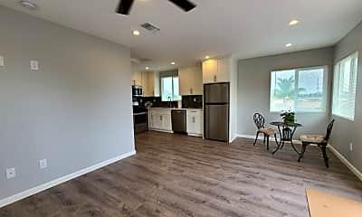 Living Room, 3627 Maple St., 0
