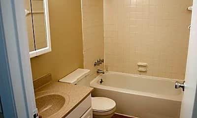 Bathroom, Fox Hunt, 2