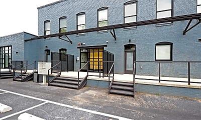 Building, Textile Lofts @ Plantzero, 0