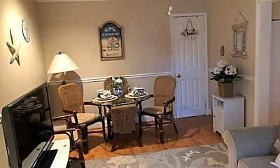 Dining Room, 101 S Coolidge Ave, 1