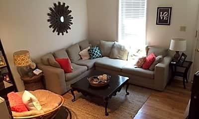 Living Room, 2115 Naudain St, 0
