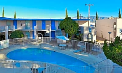 Pool, Knollwood Terrace, 0