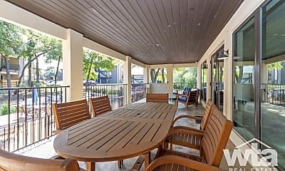 Patio / Deck, 1525 E Palm Valley Blvd, 2