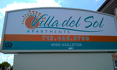 Villa del Sol, 1