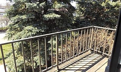 Patio / Deck, 3416 Salem Walk B2, 2