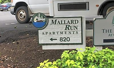 Mallard Run Apartments, 1