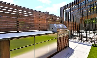 Patio / Deck, 1325 5th Ave 2-H, 0