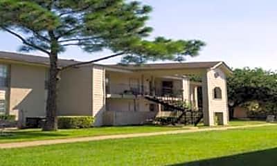 Building, Brays Village Apartments, 1