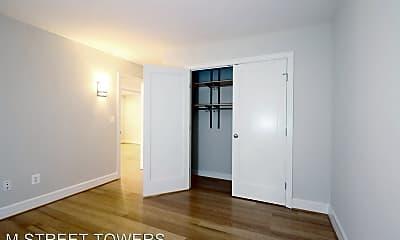 Bedroom, 1112 M St NW, 1
