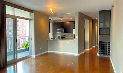 Living Room, 330 W Grand Ave 801, 1