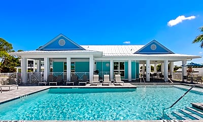 Pool, Lemon Bay Apartments, 0