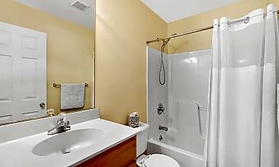 Bathroom, 122 Elm St, 2