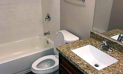 Bathroom, Helix Street, 2