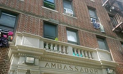 Ambassador Apartments Inc, 0