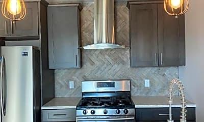 Kitchen, 60 Elm St 606, 1