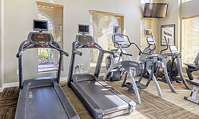 Fitness Weight Room, Colonial Grand at Inverness Commons, 2