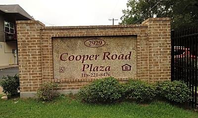 Cooper Road Plaza, 1