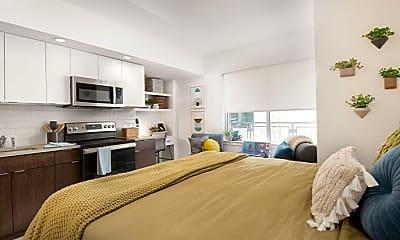 Bedroom, 1047 Commonwealth Avenue, 1