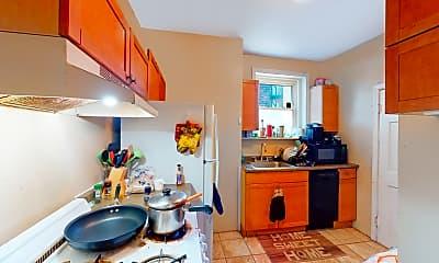 Kitchen, 71 South Hungtington, Unit 2, 2