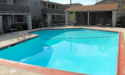 Pool, Pacific Pointe South, 1