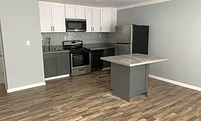 Kitchen, 1629 S Gramercy Pl, 1