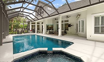 Pool, 376 Clearwater Dr, 1